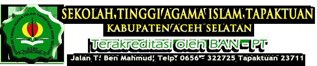 STAI Tapaktuan- Kab. Aceh Selatan